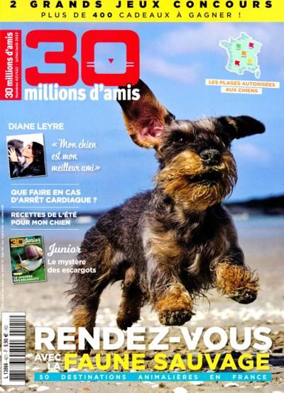 Abonnement 30 MILLIONS D'AMIS