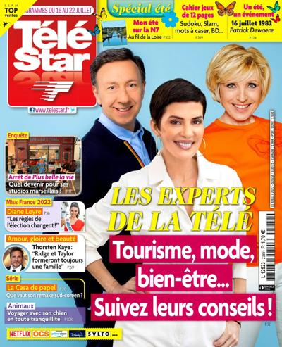 Télé Star - N°2229