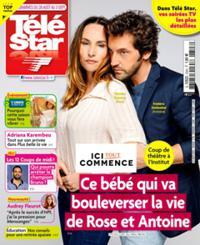 Télé Star N° 2343