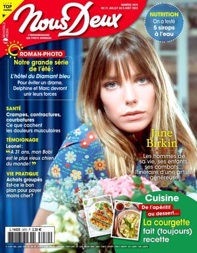 Abonnement magazine Nous Deux pas cher  b33fe67966e