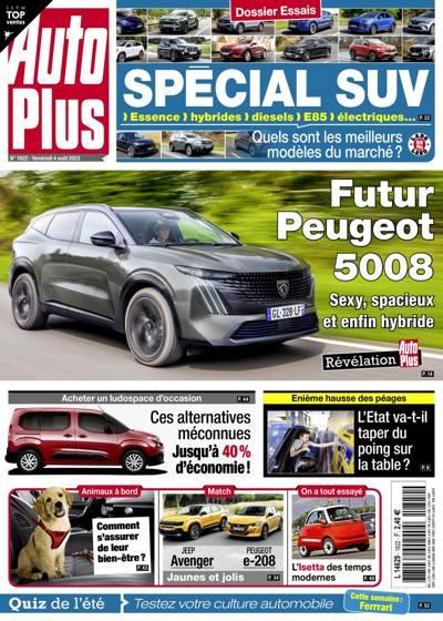 Auto Plus - N°1623