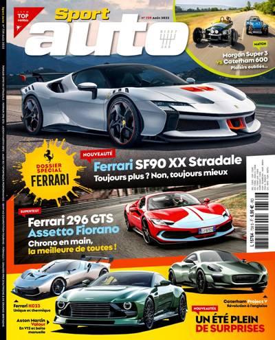 Sport Auto - N°703