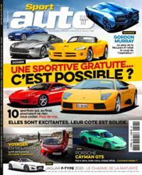 Sport Auto N° 698