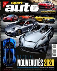 Sport Auto N° 699