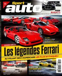 Sport Auto N° 700