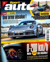 Sport Auto N° 701