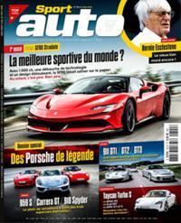 Sport Auto N° 702