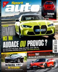 Sport Auto N° 706