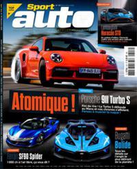 Sport Auto N° 707