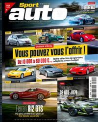 Sport Auto N° 709