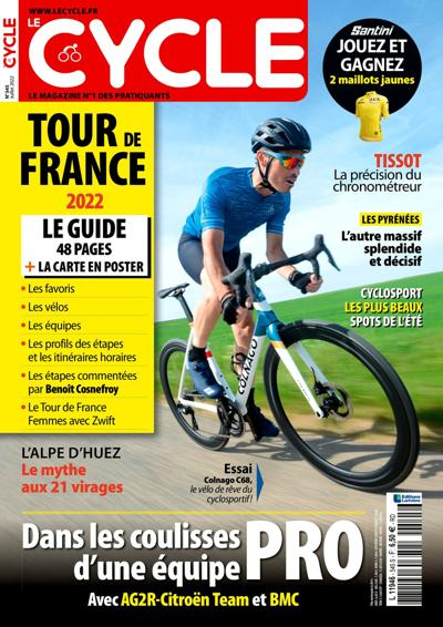 Abonnement magazine Le Cycle