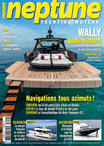 Abonnement Neptune Yachting Moteur