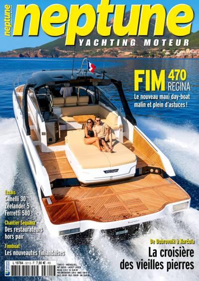 Neptune Yachting Moteur - N°290