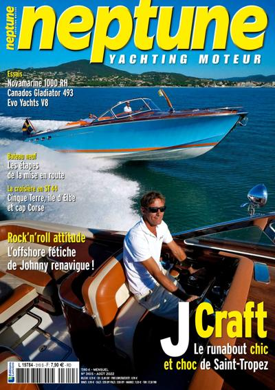 Neptune Yachting Moteur (photo)