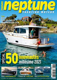 Neptune Yachting Moteur N° 289