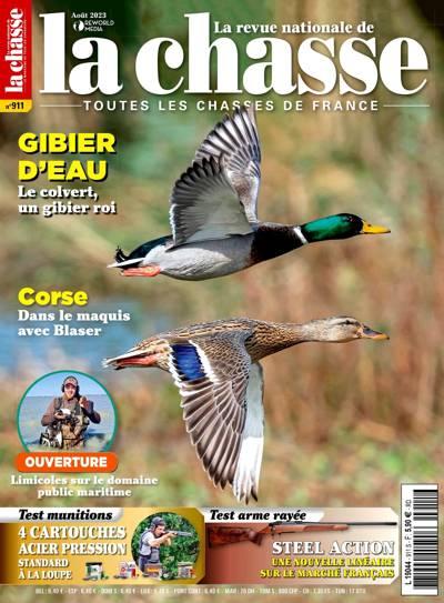 Abonnement La Revue nationale de la chasse