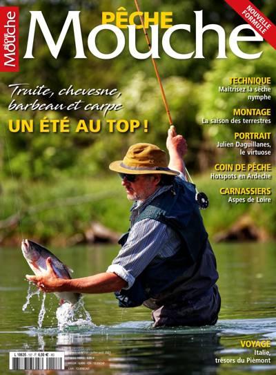 Pêche Mouche - N°135