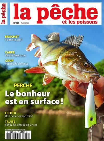 Abonnement La Pêche et les Poissons