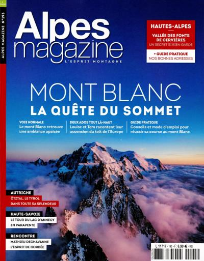 Abonnement magazine Alpes Magazine