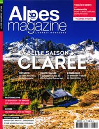 Alpes Magazine N° 185
