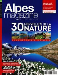 Alpes Magazine N° 188