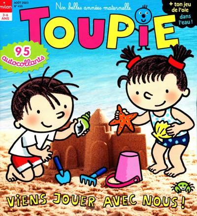 Abonnement magazine Toupie