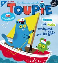 Toupie N° 418