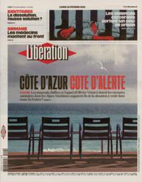 Libération N° 210222
