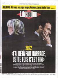 Libération N° 210227