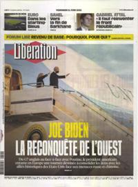 Libération N° 210611