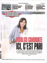 Libération N° 210913