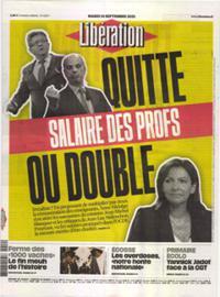 Libération N° 210914