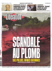 Libération N° 210915