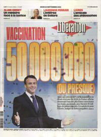Libération N° 210916