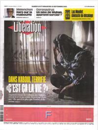 Libération N° 210918