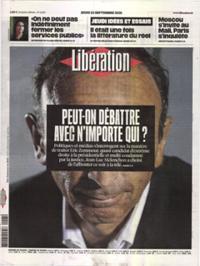 Libération N° 210923