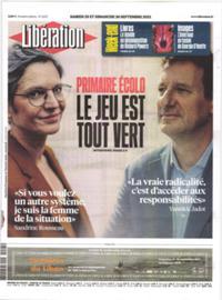 Libération N° 210925