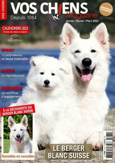 Vos chiens Magazine (photo)