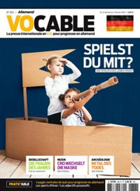 Vocable Allemand N° 833