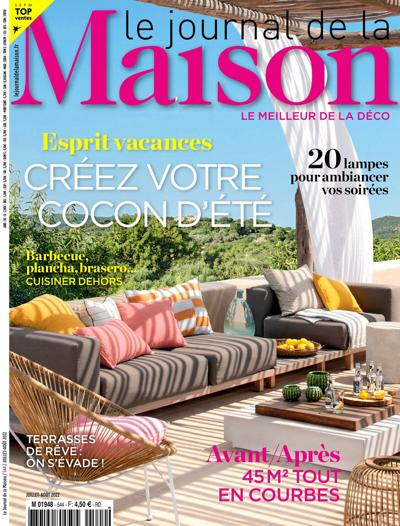 Abonnement magazine Le Journal de la Maison