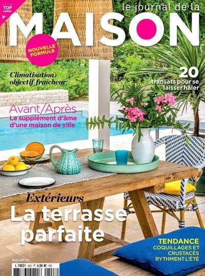 abonnement presse le journal de la maison prix cdiscount. Black Bedroom Furniture Sets. Home Design Ideas