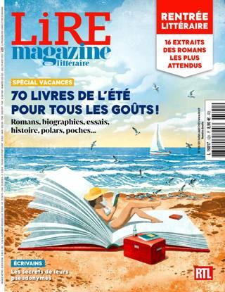 Lire - Magazine littéraire