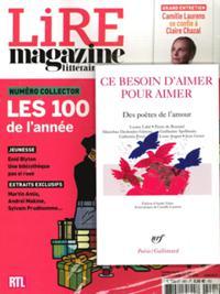 Lire - Magazine littéraire  N° 492