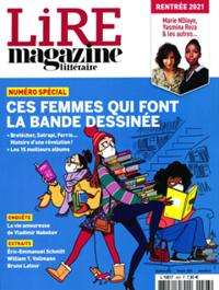 Lire - Magazine littéraire  N° 493