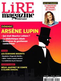 Lire - Magazine littéraire  N° 494