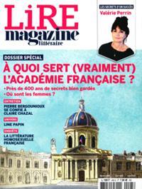 Lire - Magazine littéraire  N° 495