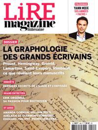 Lire - Magazine littéraire  N° 496