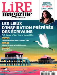 Lire - Magazine littéraire  N° 497