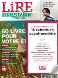 Lire - Magazine littéraire  N° 498