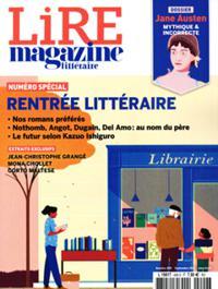 Lire - Magazine littéraire  N° 499